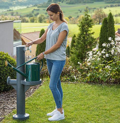 Regenwassernutzung gut für die Umwelt?