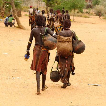Nutzung von Regenwasser in anderen Ländern