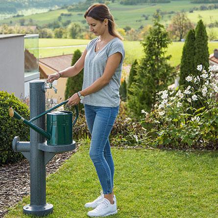 Regenwassernutzung und Umwelt